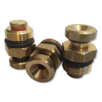 Valves de gonflage type GD29 SVECOM PE (GD29 inflating valves)
